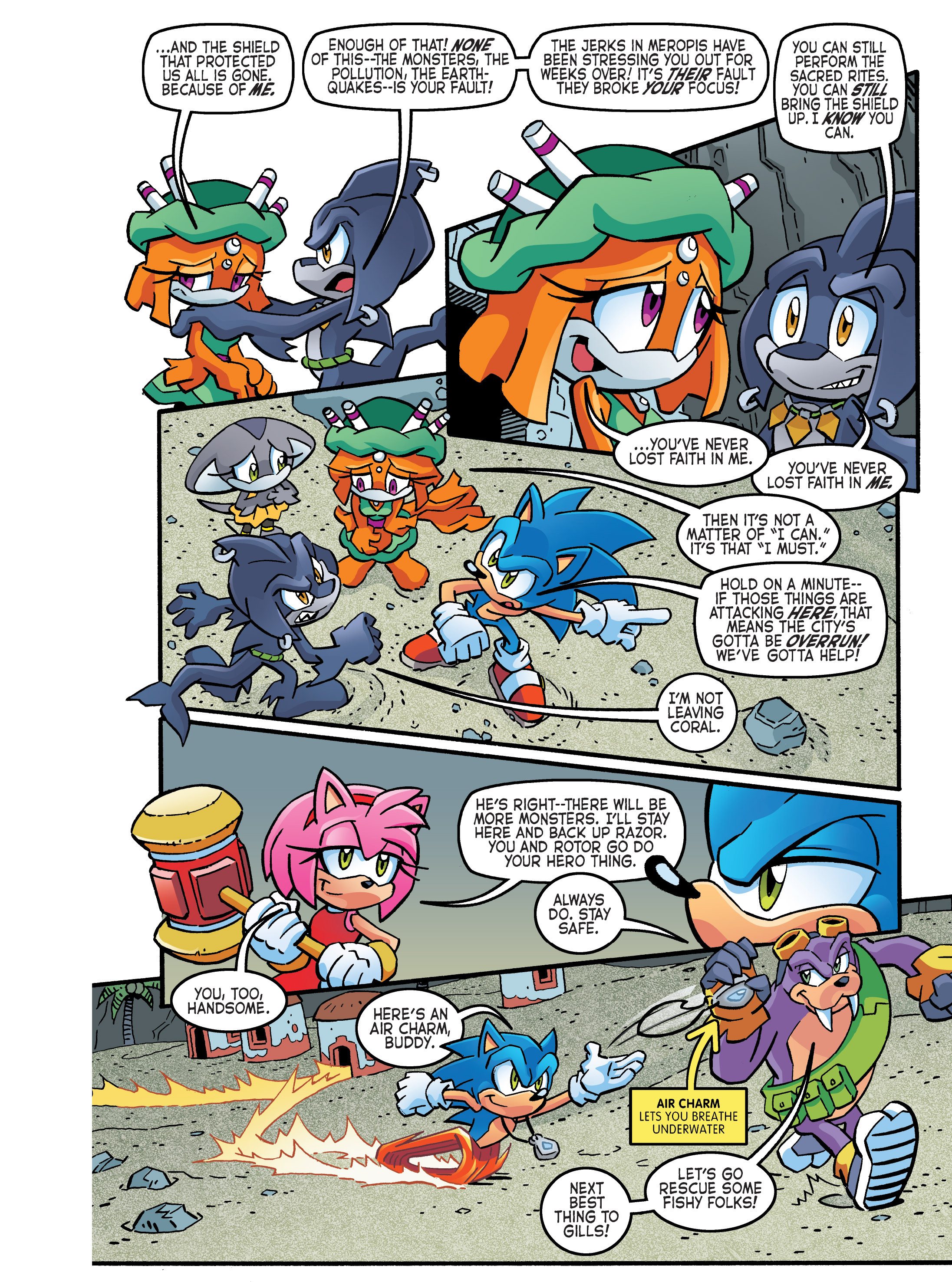 Read online Sonic Super Digest comic -  Issue #10 - 82