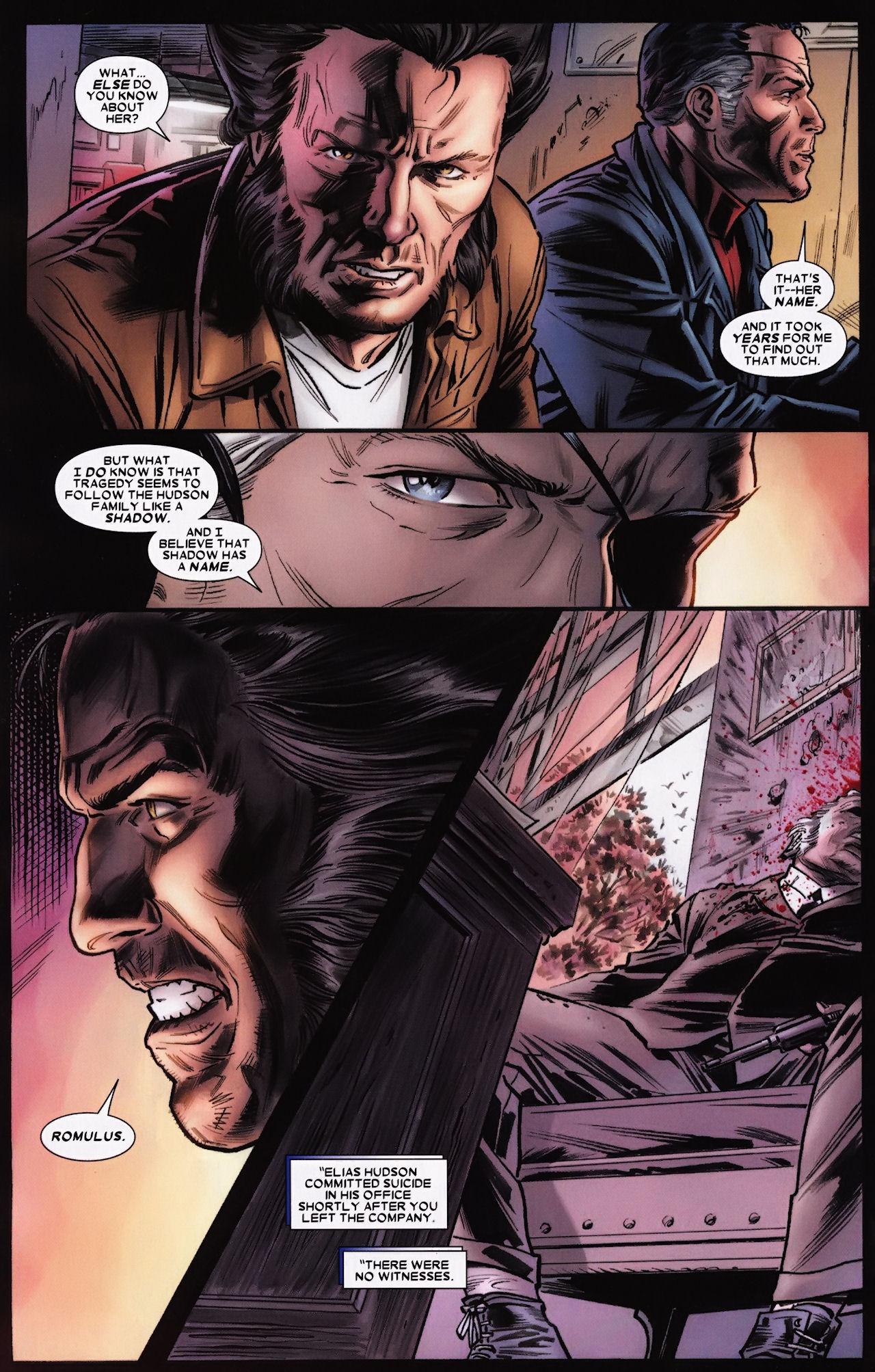 Read online Wolverine: Origins comic -  Issue #33 - 11