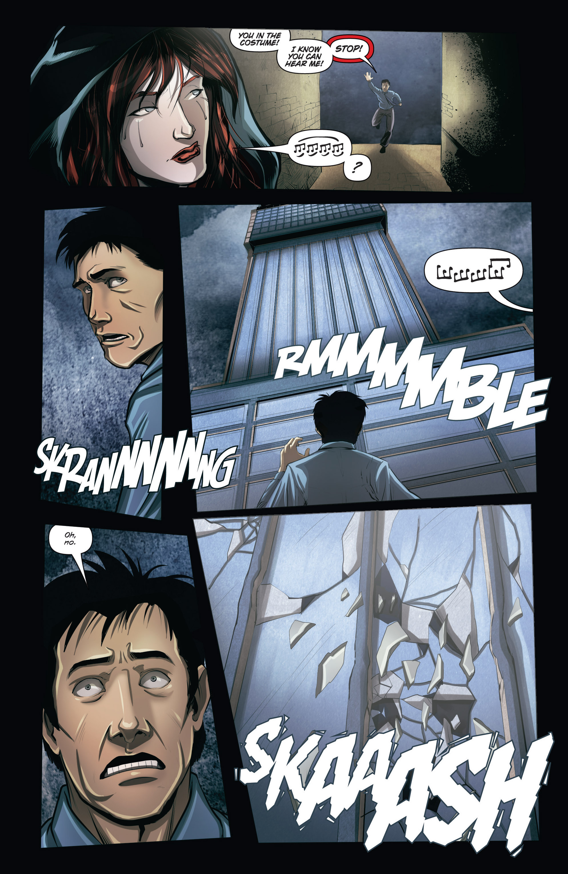 Read online Grimm Fairy Tales presents No Tomorrow comic -  Issue # TPB - 23
