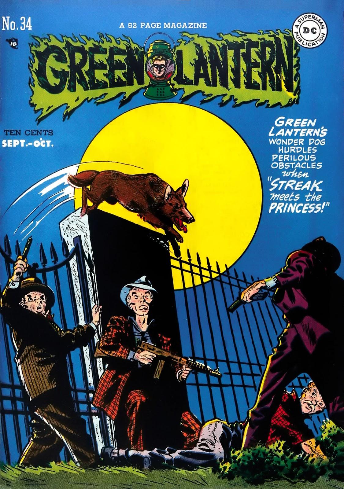 Green Lantern (1941) issue 34 - Page 1