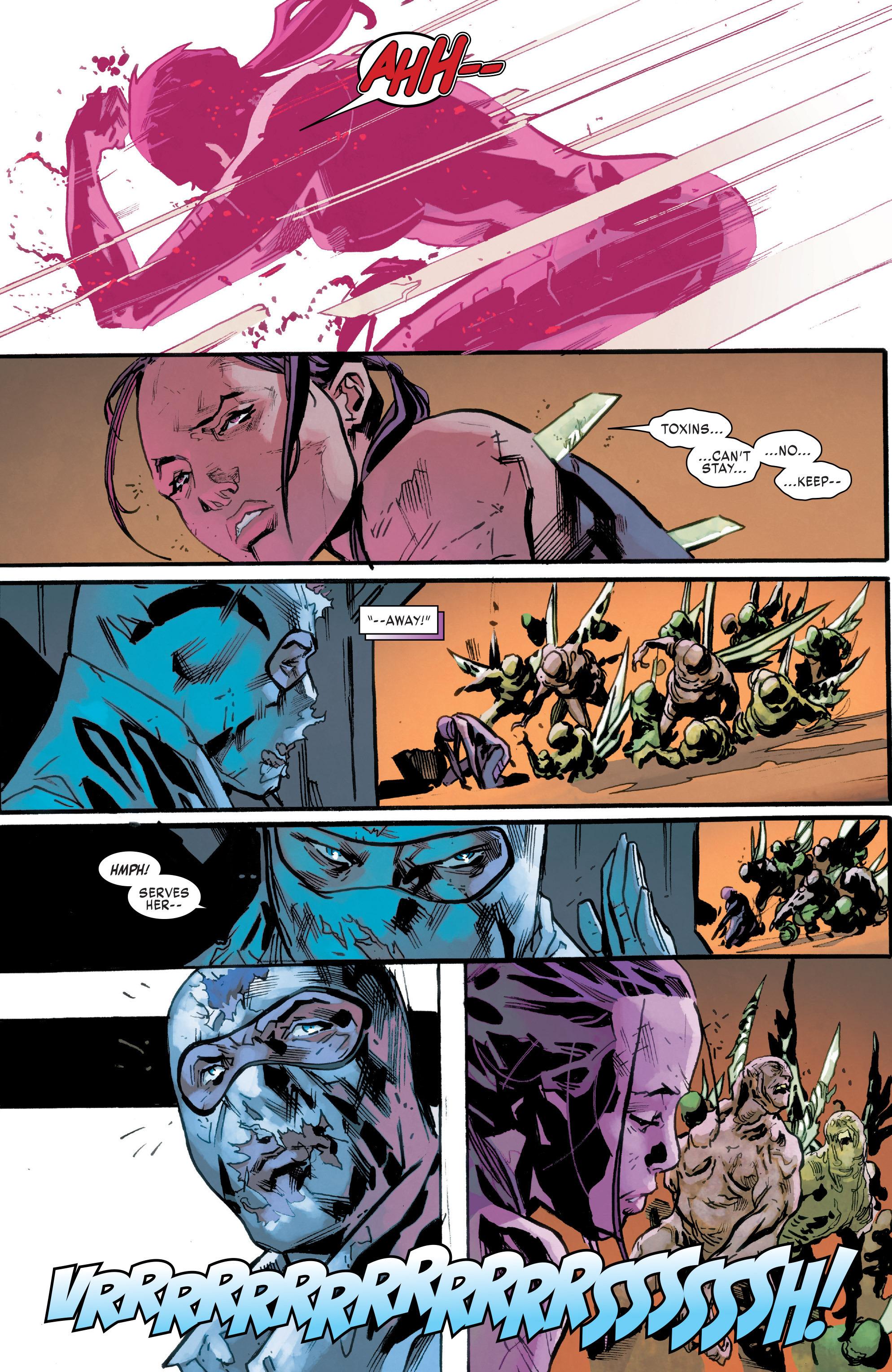 Read online Uncanny X-Men (2016) comic -  Issue #9 - 19