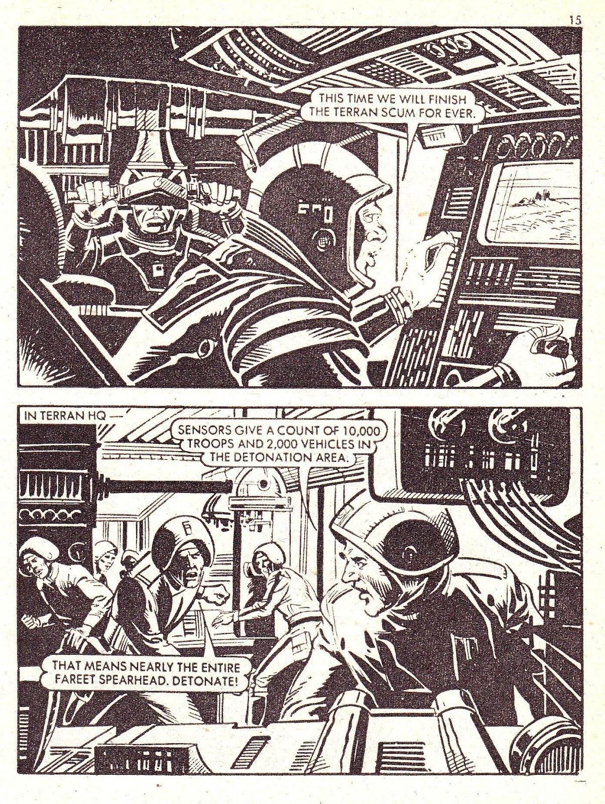 Starblazer issue 72 - Page 15