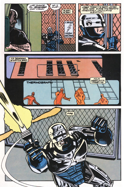 Read online Robocop (1990) comic -  Issue #14 - 7