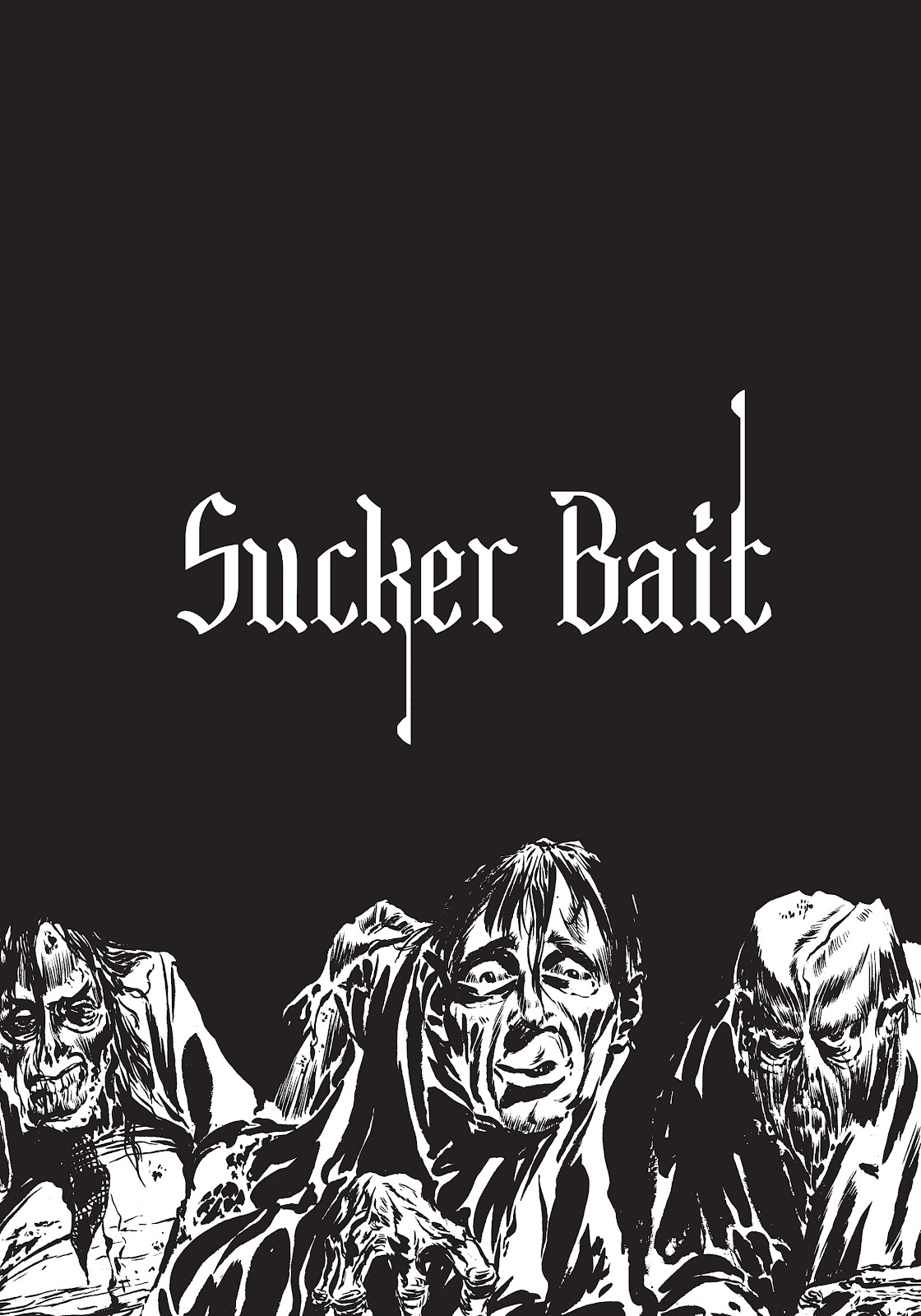 Read online Sucker Bait and Other Stories comic -  Issue # TPB (Part 1) - 2