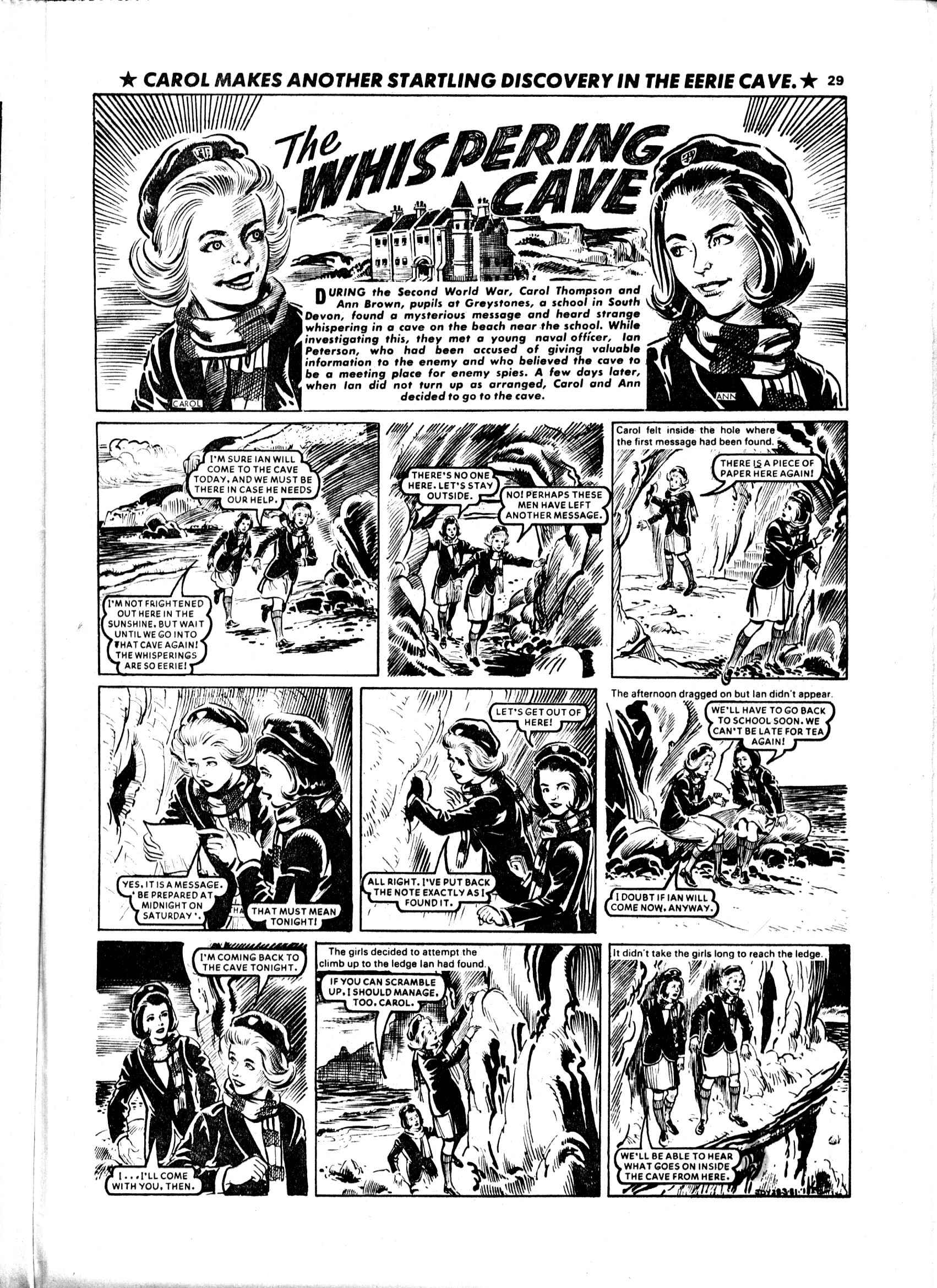 Read online Judy comic -  Issue #1107 - 29
