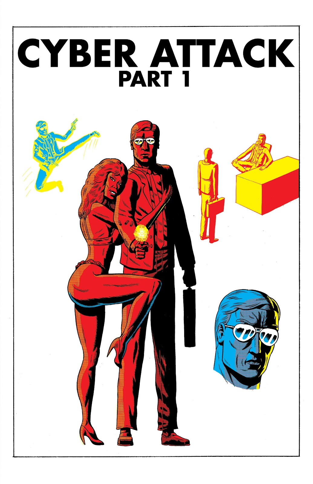 Read online Terror Assaulter: O.M.W.O.T (One Man War On Terror) comic -  Issue # TPB - 5