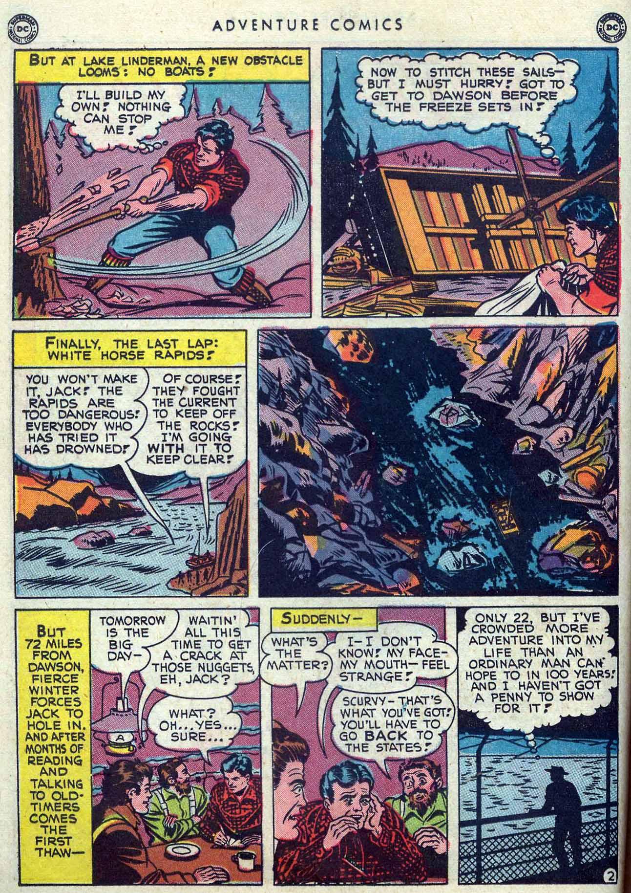 Read online Adventure Comics (1938) comic -  Issue #149 - 24