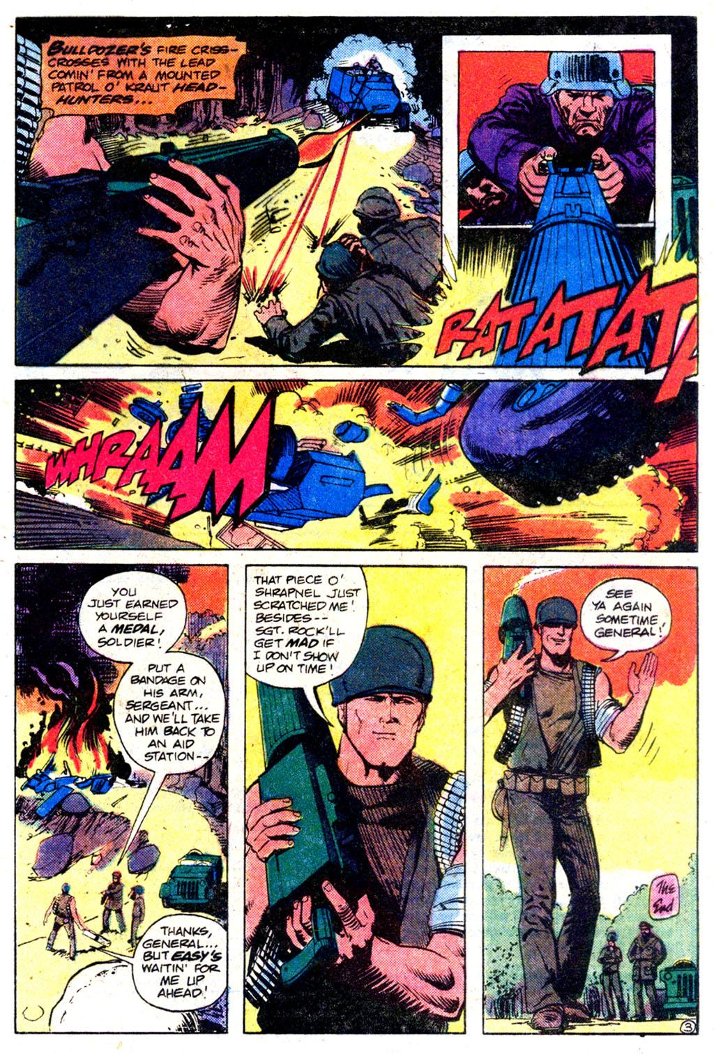 Read online Sgt. Rock comic -  Issue #349 - 26
