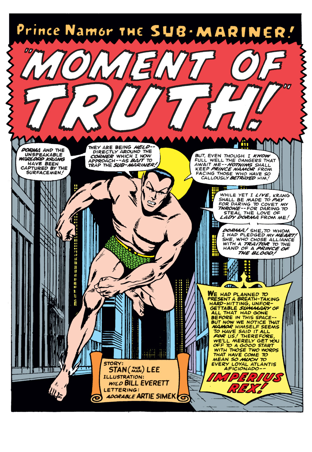 Tales to Astonish (1959) issue 87 - Page 2