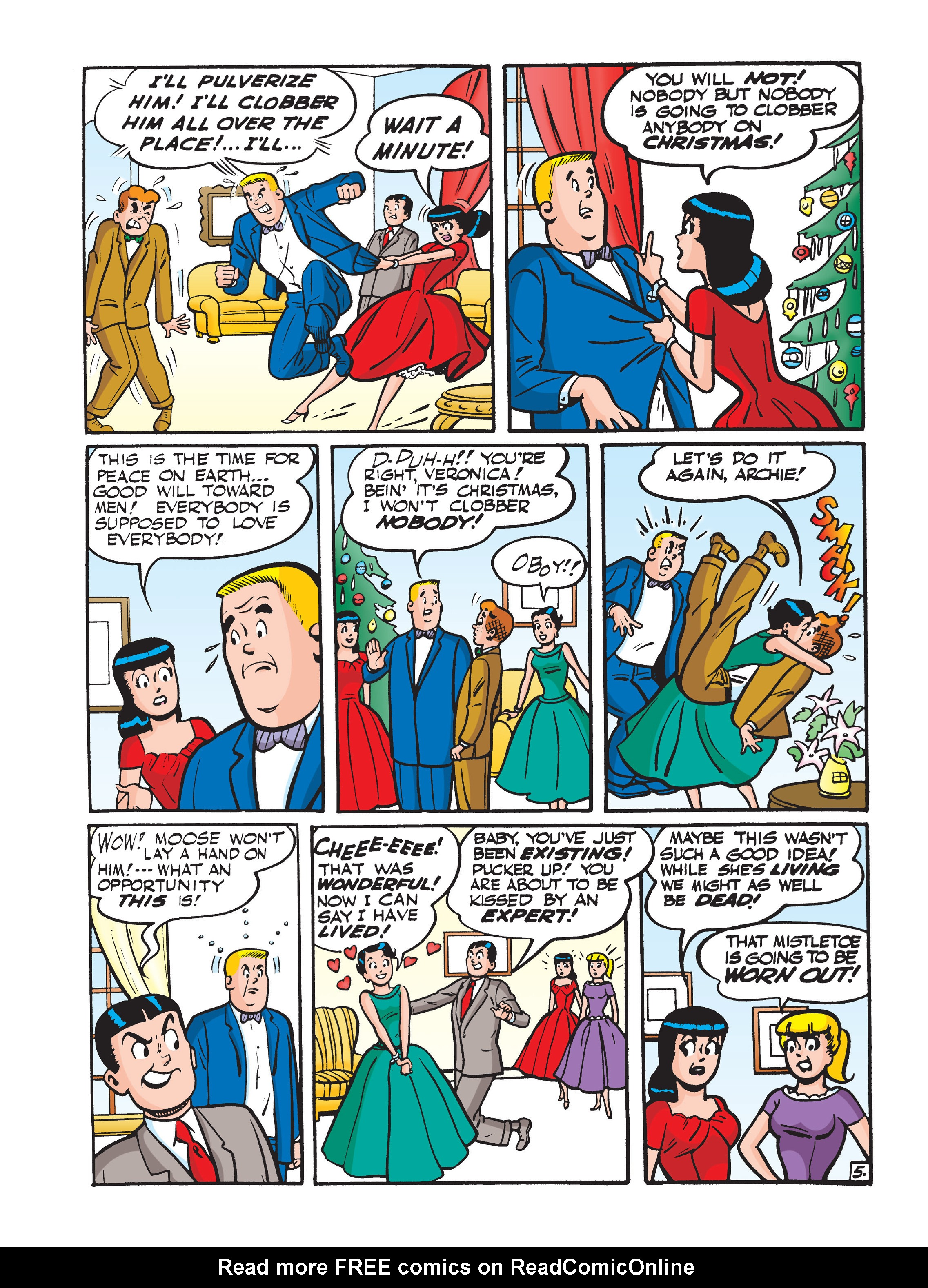 Read online Archie Comics Super Special comic -  Issue #7 - 7