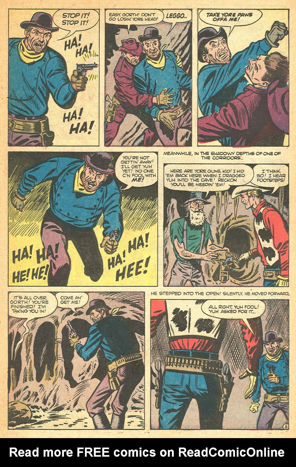 Kid Colt Outlaw issue 53 - Page 31