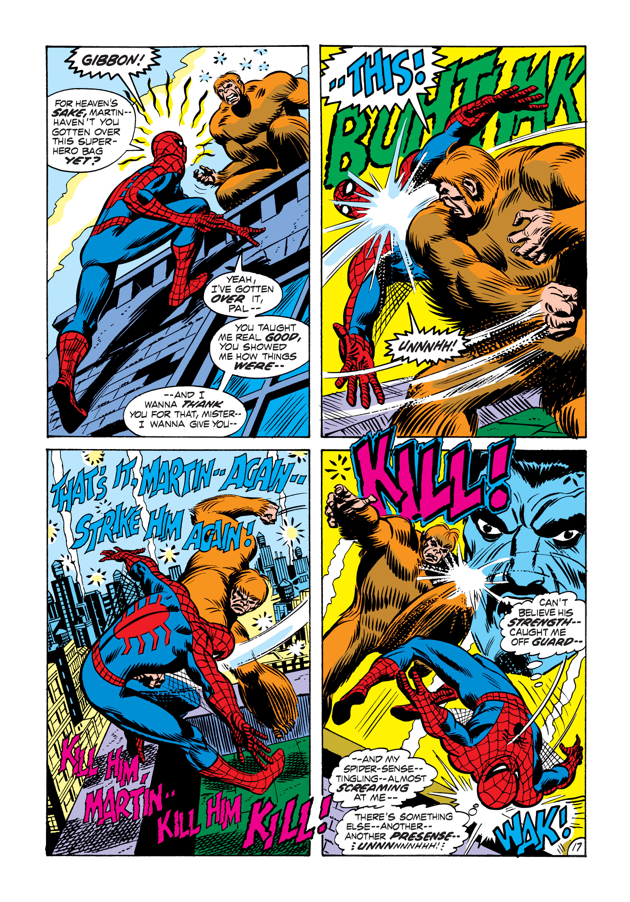 The Amazing Spider-Man (1963) 111 Page 17