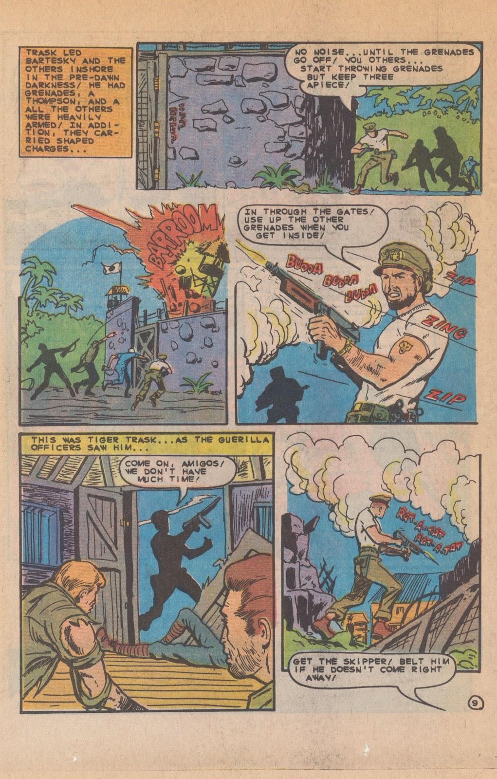 Read online Fightin' Navy comic -  Issue #132 - 12