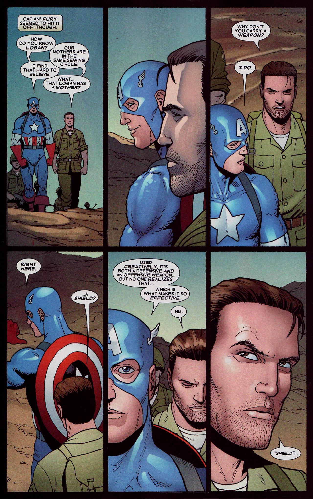 Read online Wolverine: Origins comic -  Issue #18 - 15
