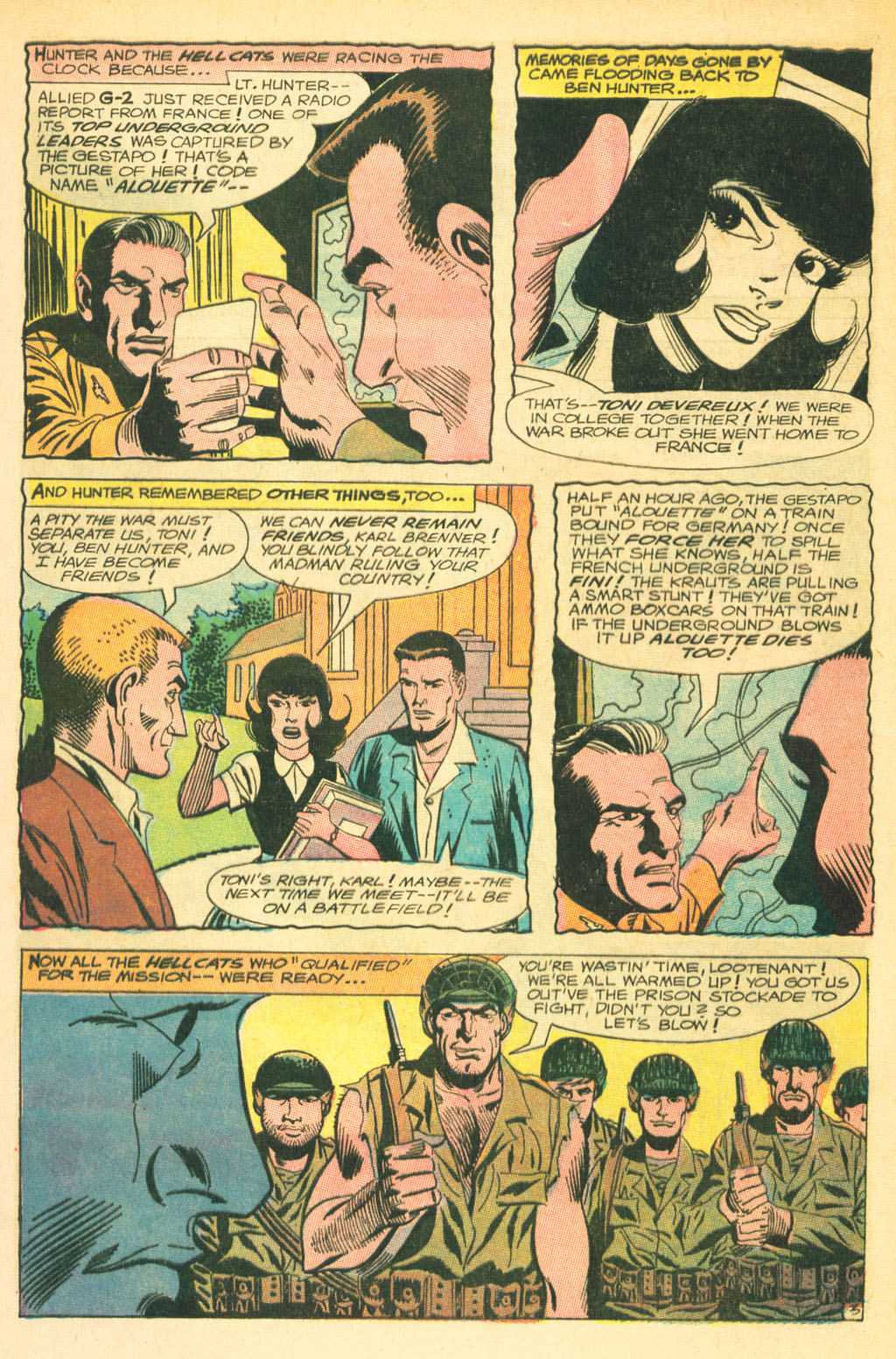 Our Fighting Forces (1954) issue 111 - Page 5