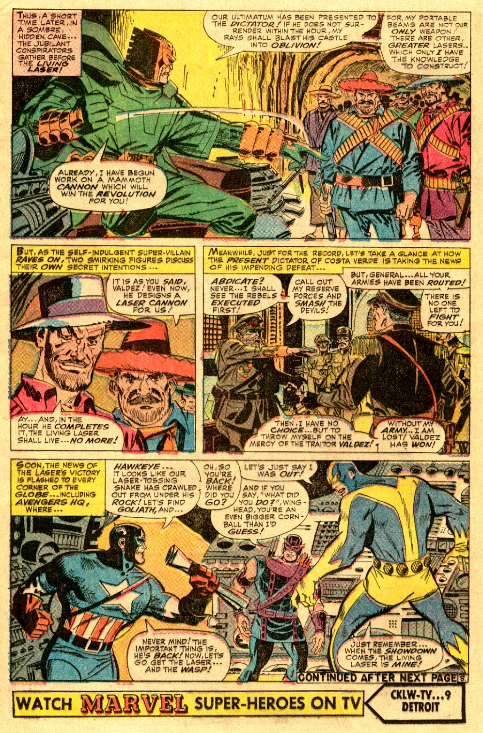 The Avengers (1963) 35 Page 9