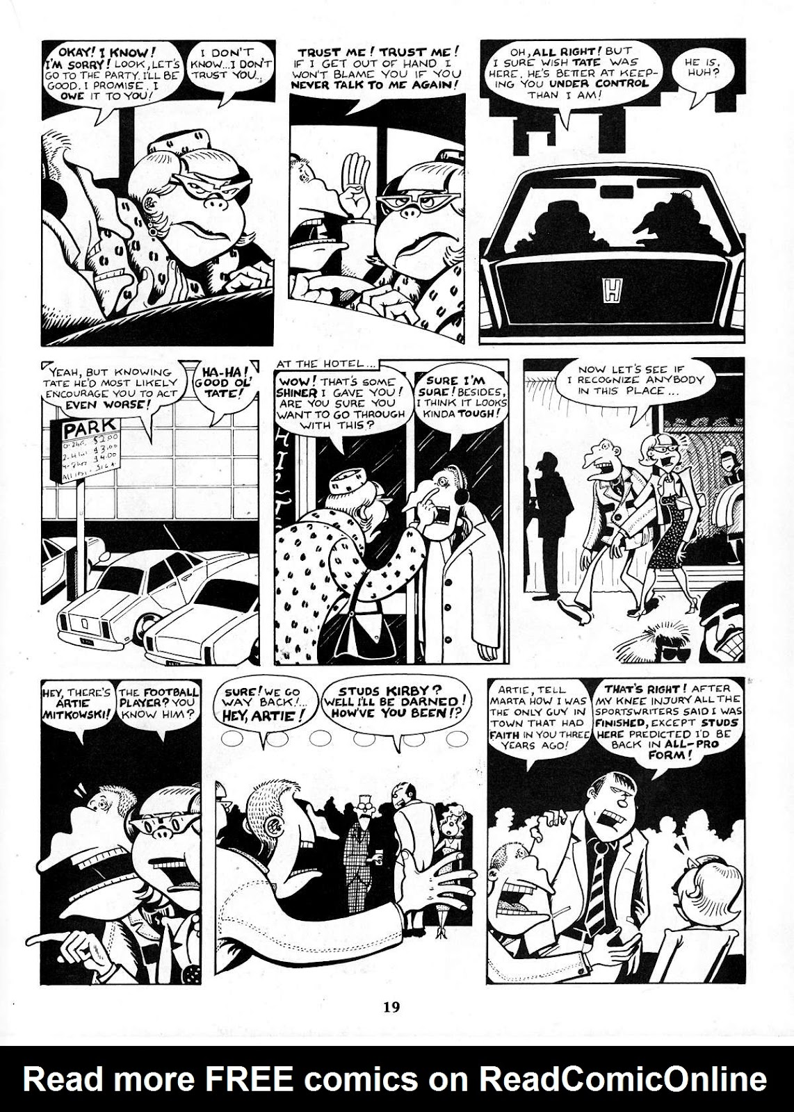 Read online Neat Stuff comic -  Issue #7 - 21