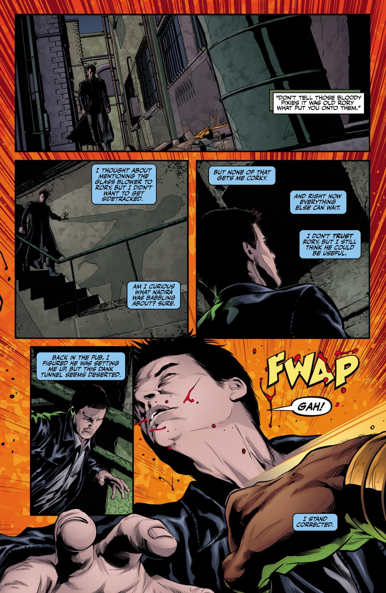Read online Angel & Faith Season 10 comic -  Issue #2 - 12