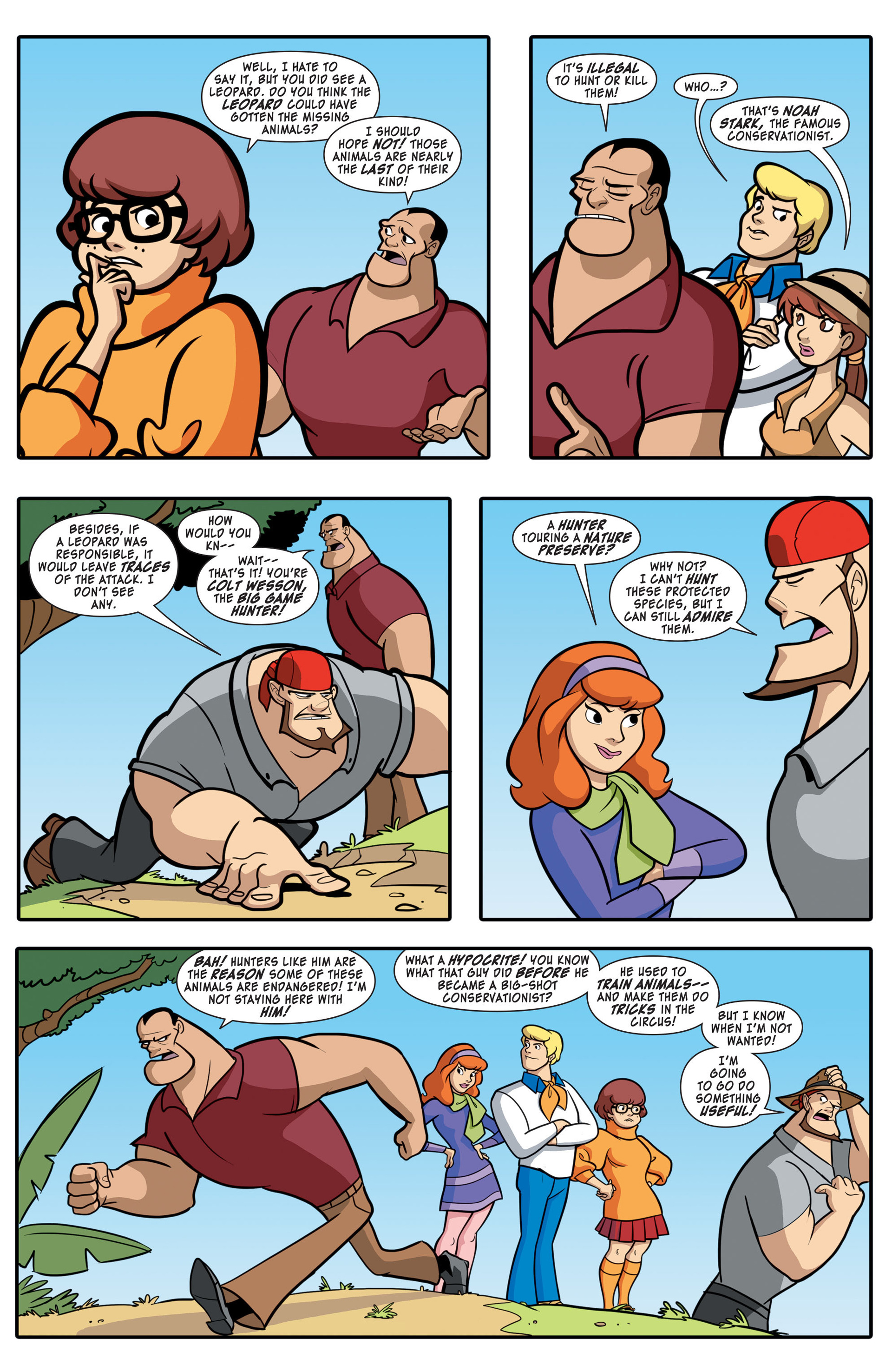 Read online Scooby-Doo: Where Are You? comic -  Issue #43 - 5