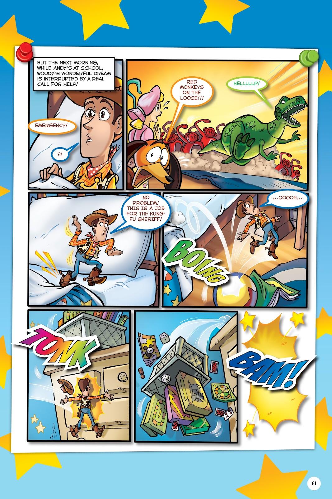 Read online DISNEY·PIXAR Toy Story Adventures comic -  Issue # TPB 1 (Part 1) - 61