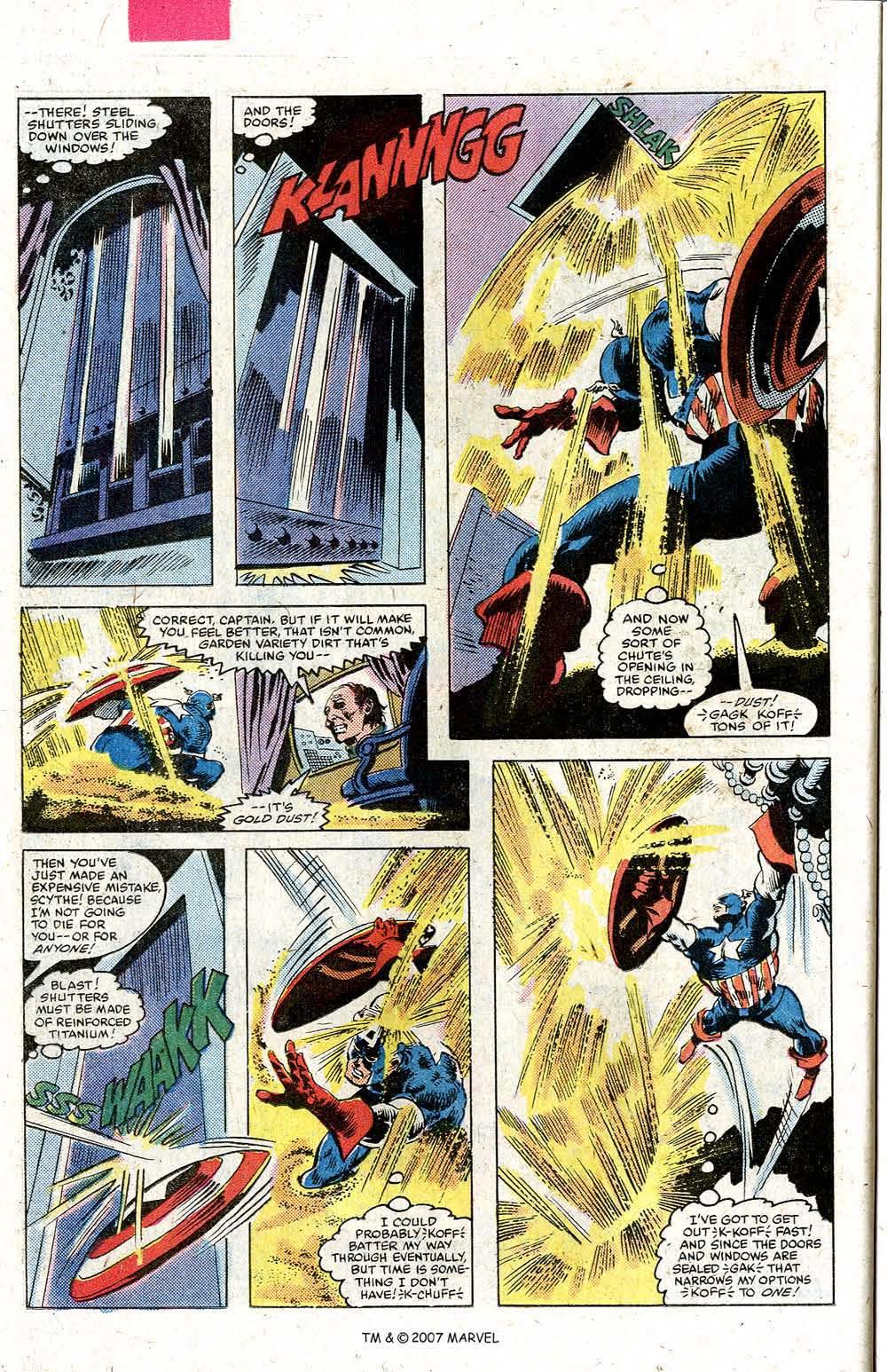 Read online Captain America (1968) comic -  Issue # _Annual 5 - 42