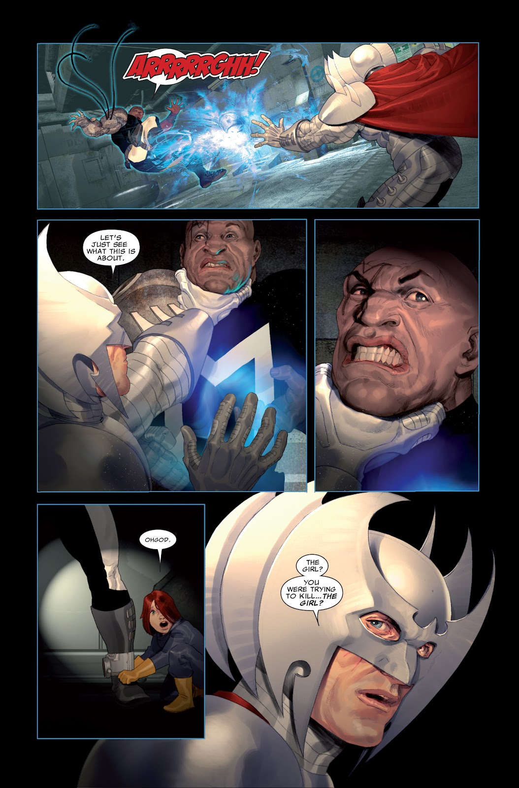 Read online X-Force/Cable: Messiah War comic -  Issue # _TPB (Part 2) - 59