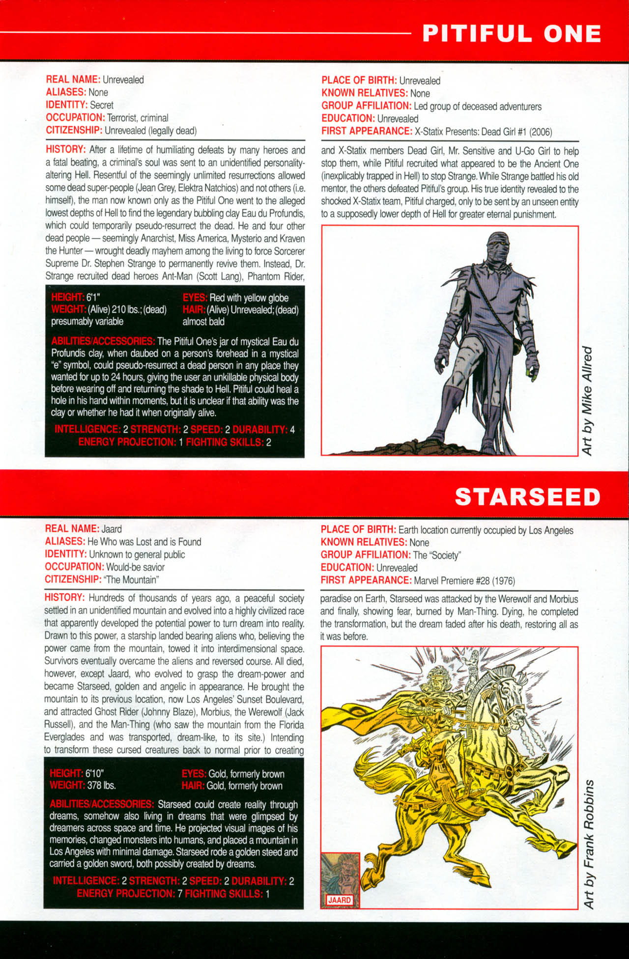 Read online All-New Official Handbook of the Marvel Universe A to Z: Update comic -  Issue #2 - 65