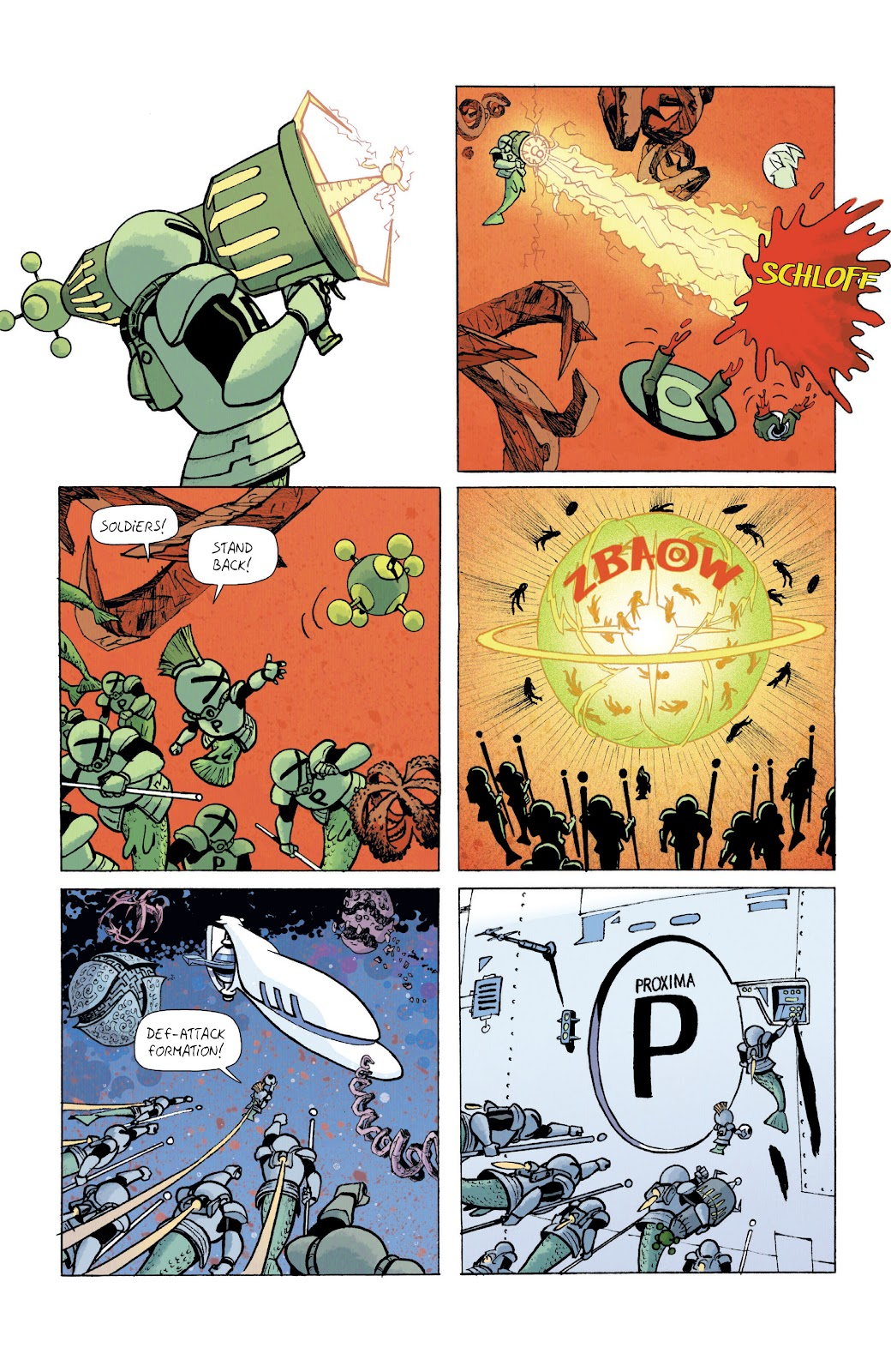 Read online Infinity 8 comic -  Issue #12 - 21
