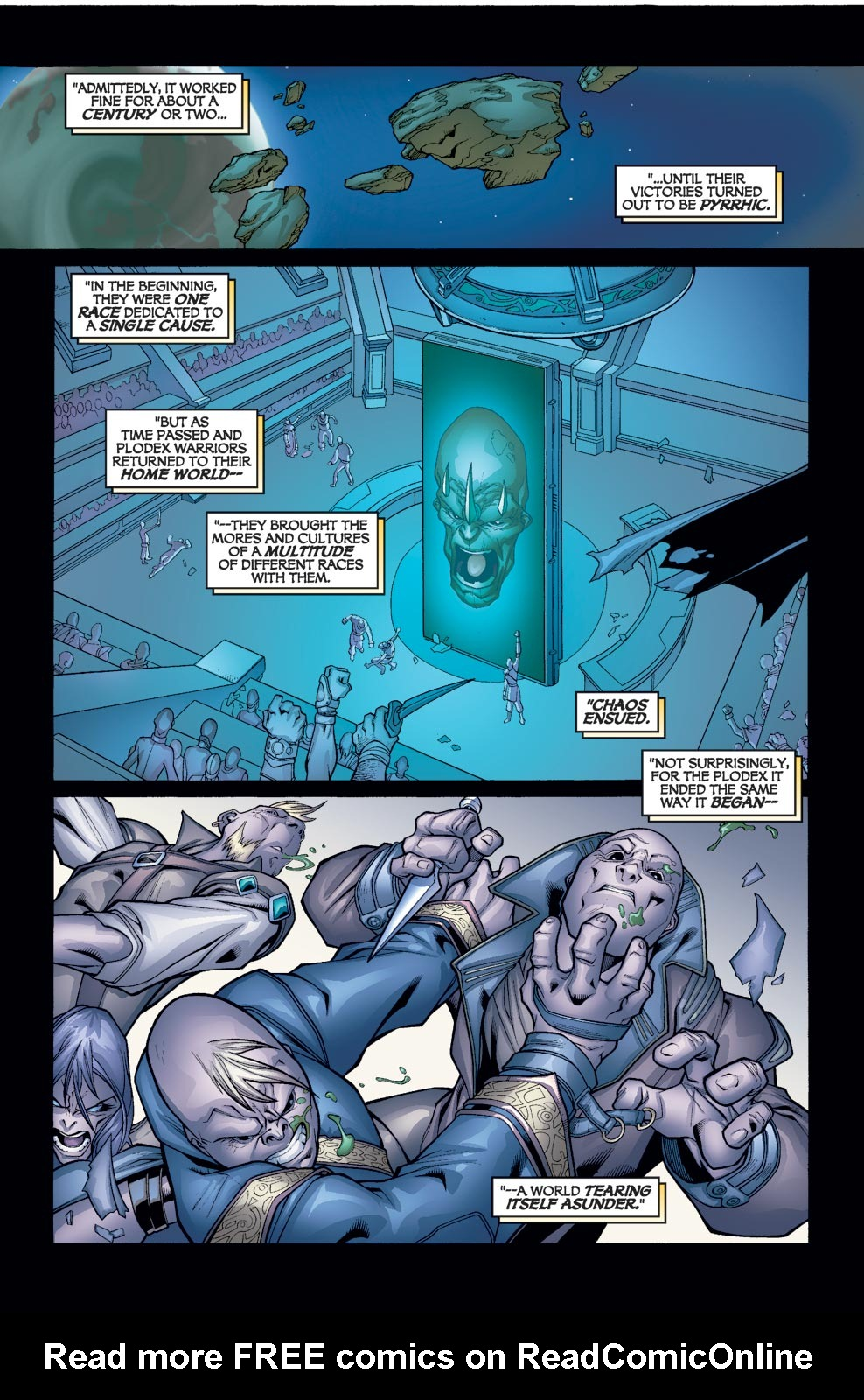 Alpha Flight (2004) issue 3 - Page 17