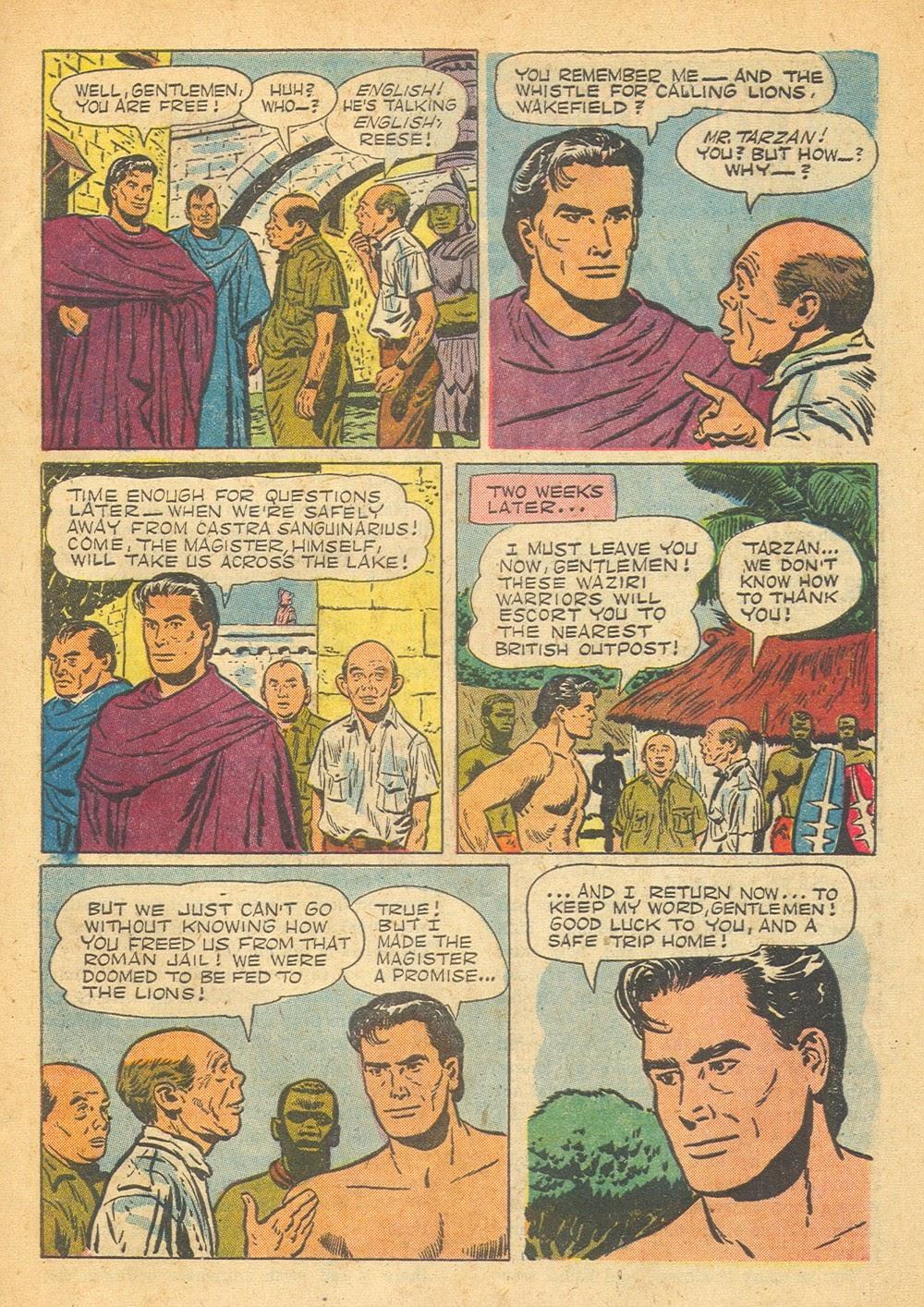 Tarzan (1948) issue 57 - Page 41