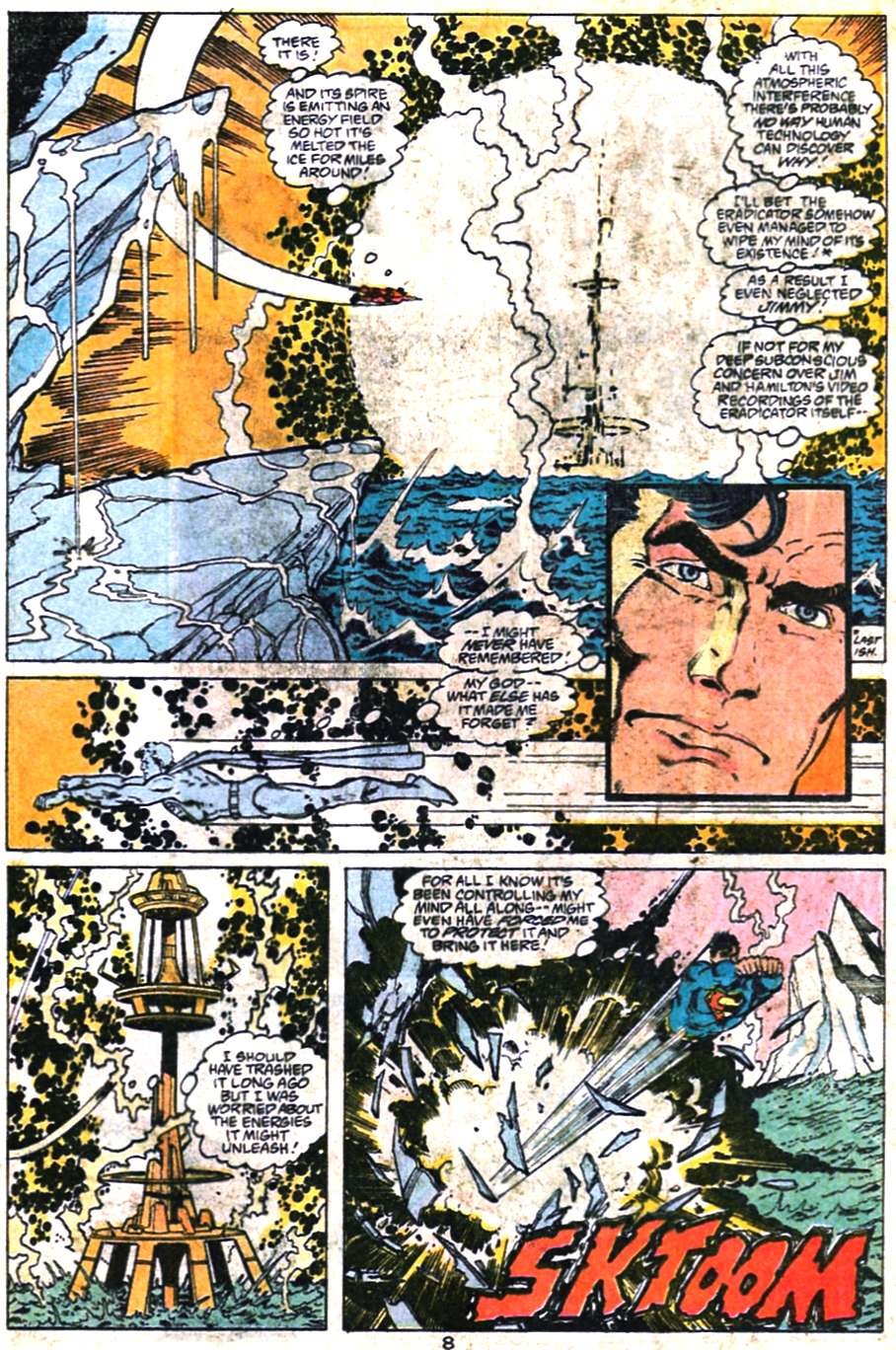Read online Adventures of Superman (1987) comic -  Issue #461 - 9