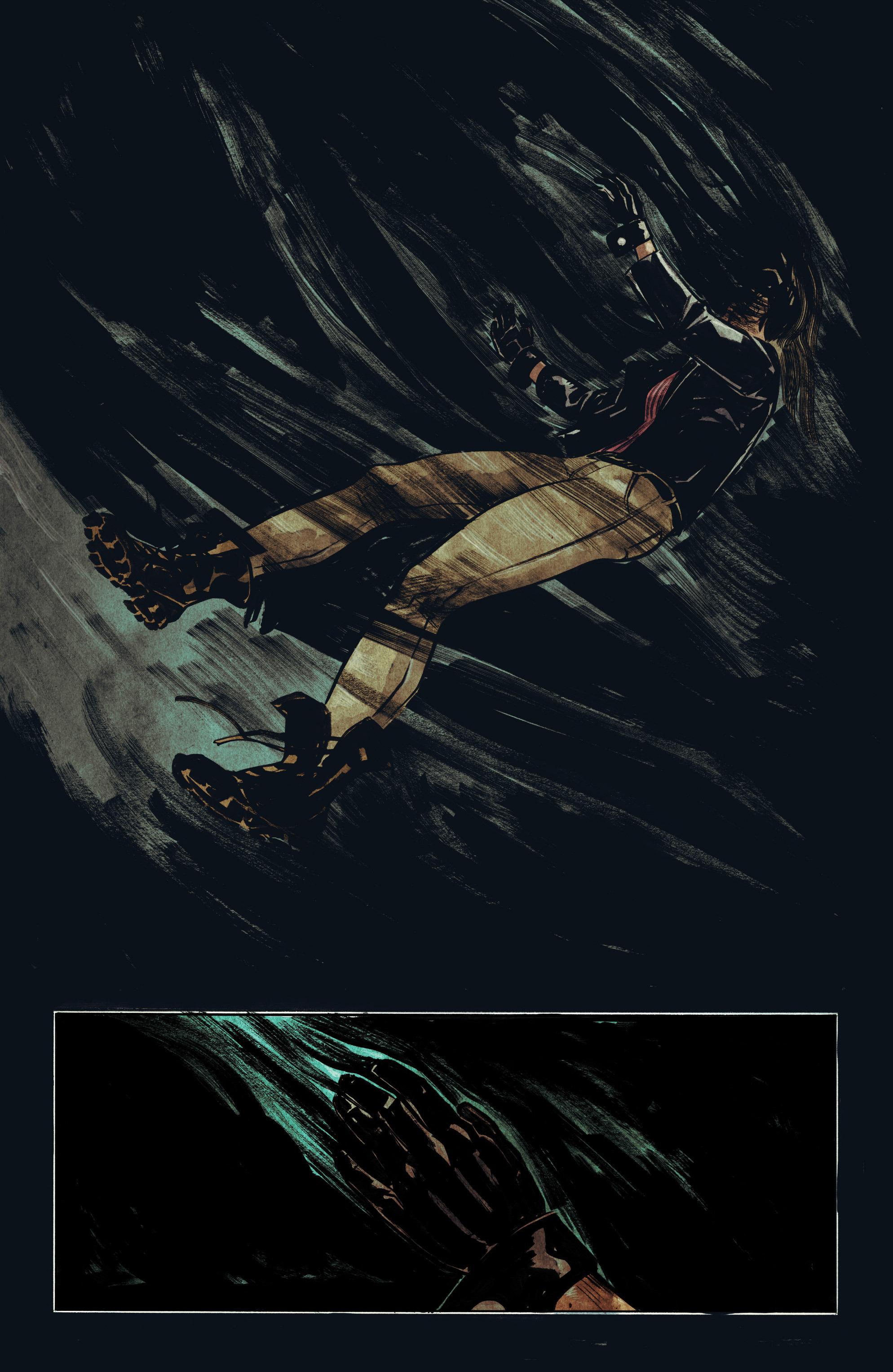Read online Shutter comic -  Issue #12 - 22