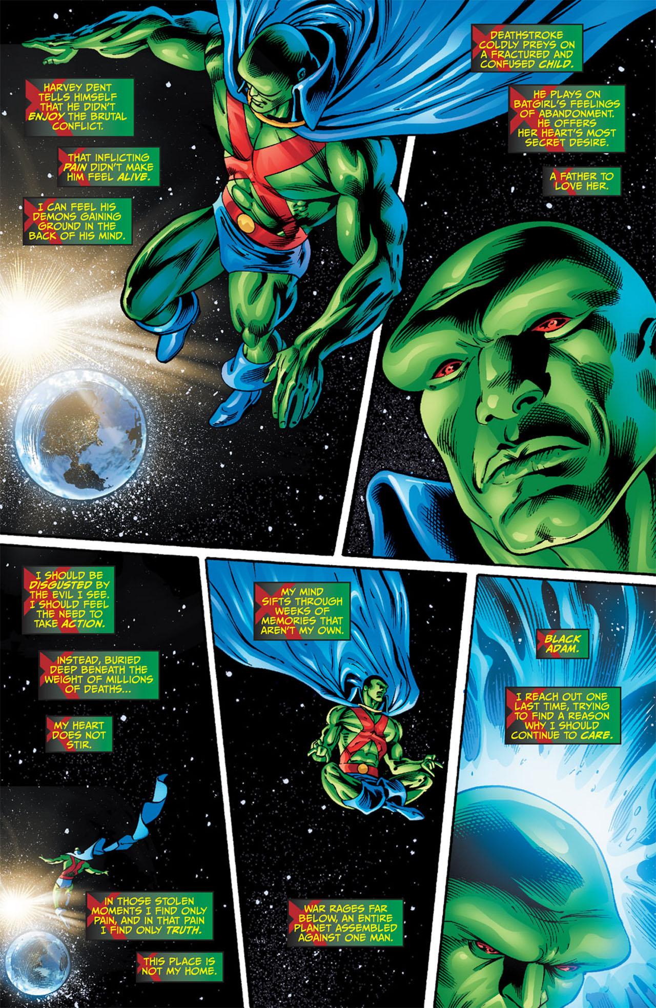 Read online World War III comic -  Issue #2 - 13