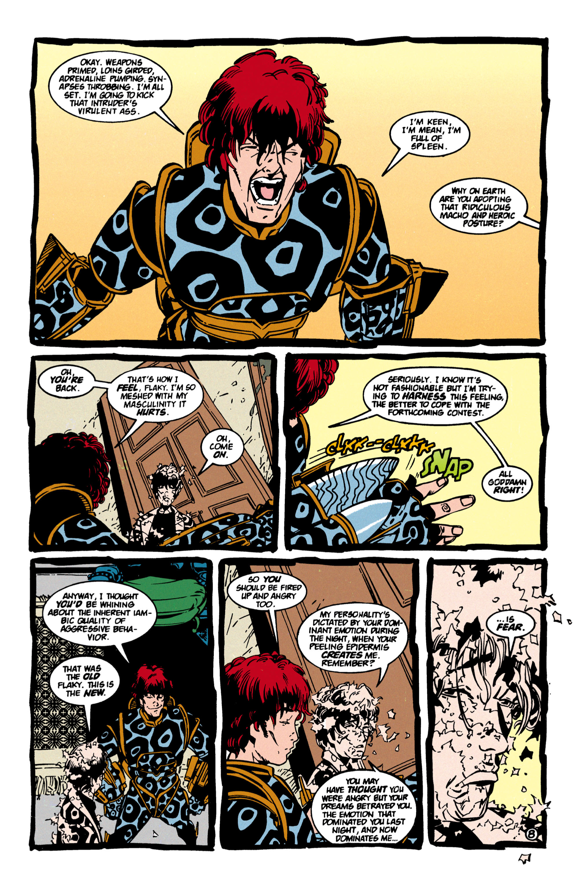 Read online Shade, the Changing Man comic -  Issue #60 - 9