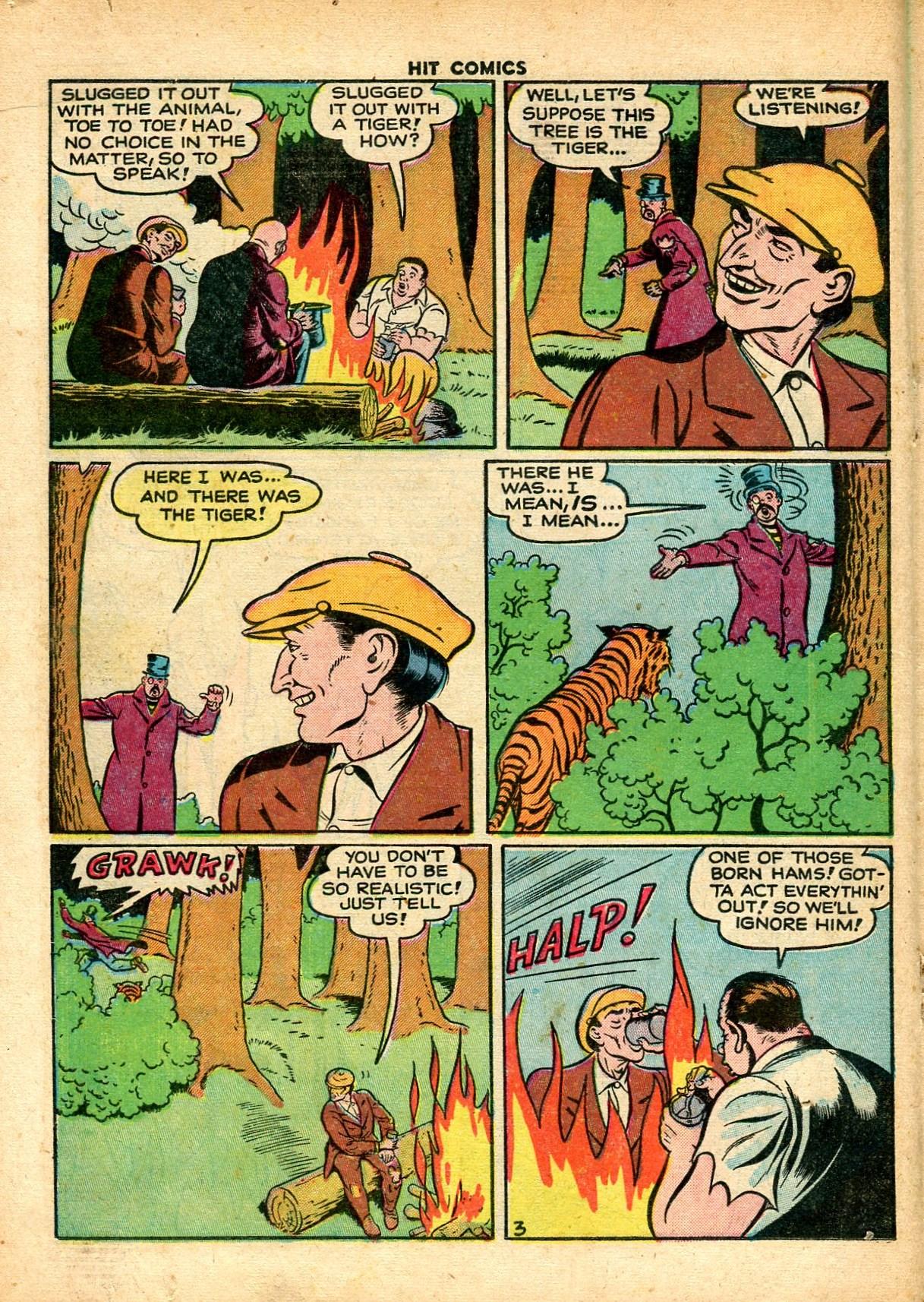 Read online Hit Comics comic -  Issue #59 - 18
