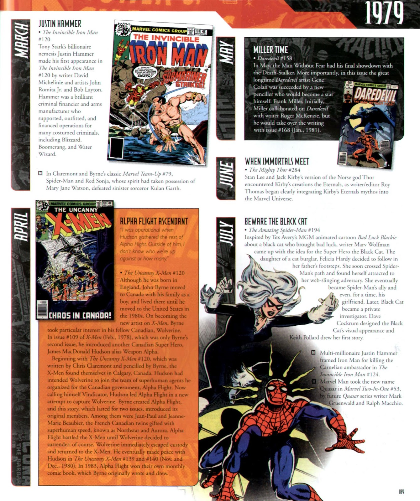 Read online Marvel Chronicle comic -  Issue # TPB (Part 2) - 78
