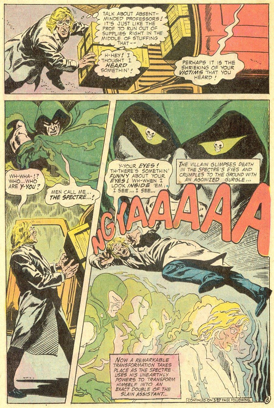 Read online Adventure Comics (1938) comic -  Issue #438 - 9