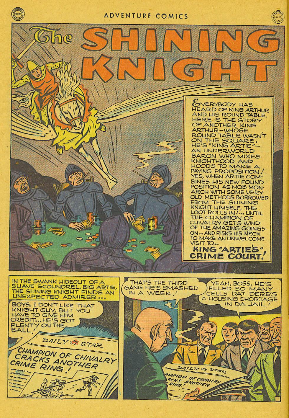 Read online Adventure Comics (1938) comic -  Issue #102 - 19
