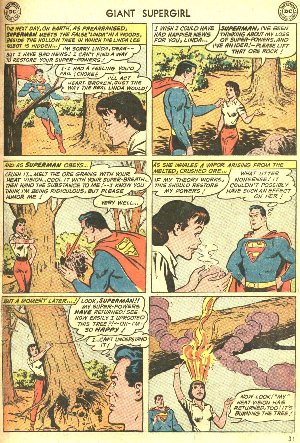 Read online Action Comics (1938) comic -  Issue #360 - 30