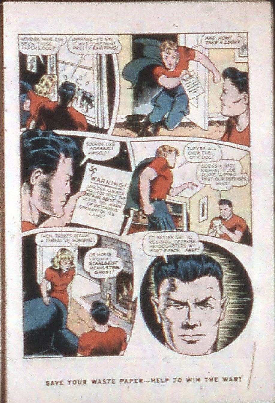 Read online America's Best Comics comic -  Issue #11 - 15