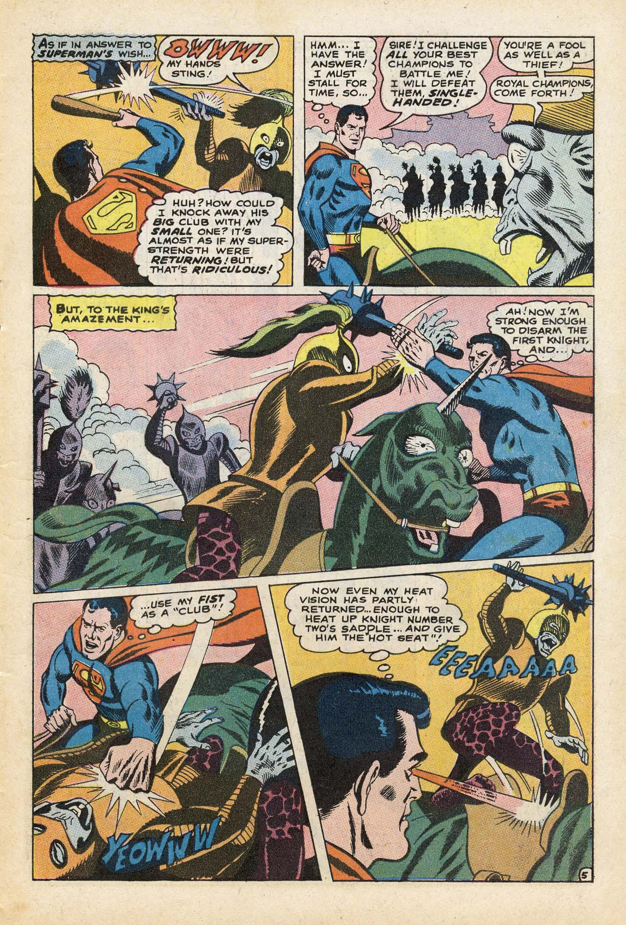Read online Action Comics (1938) comic -  Issue #369 - 7