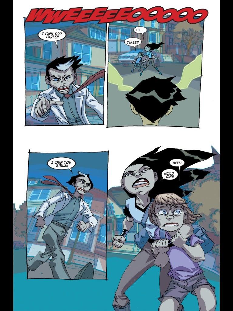 Read online Takio (2011) comic -  Issue # TPB - 55