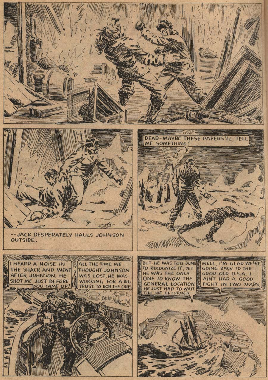 Blue Ribbon Comics (1939) issue 1 - Page 40