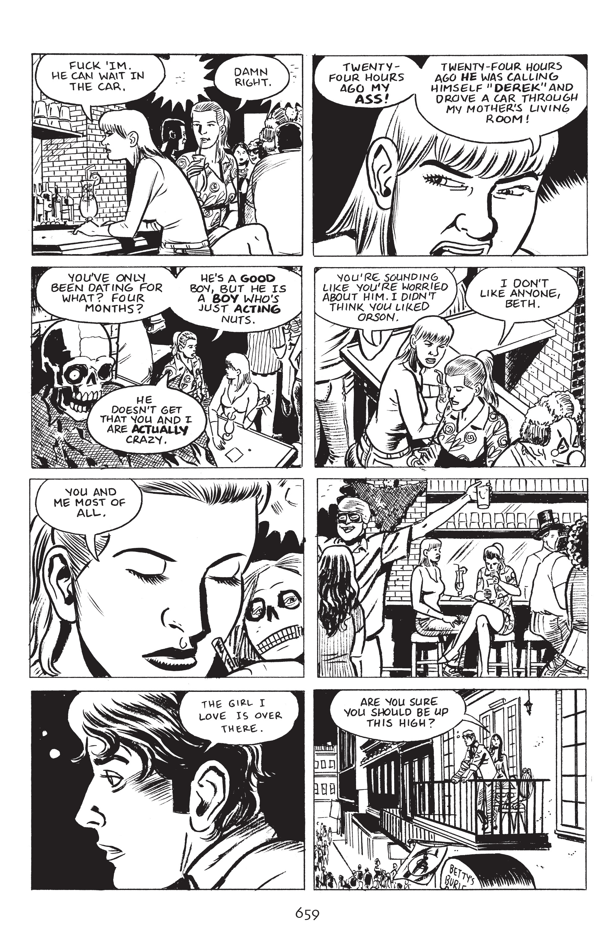Read online Stray Bullets: Sunshine & Roses comic -  Issue #24 - 14