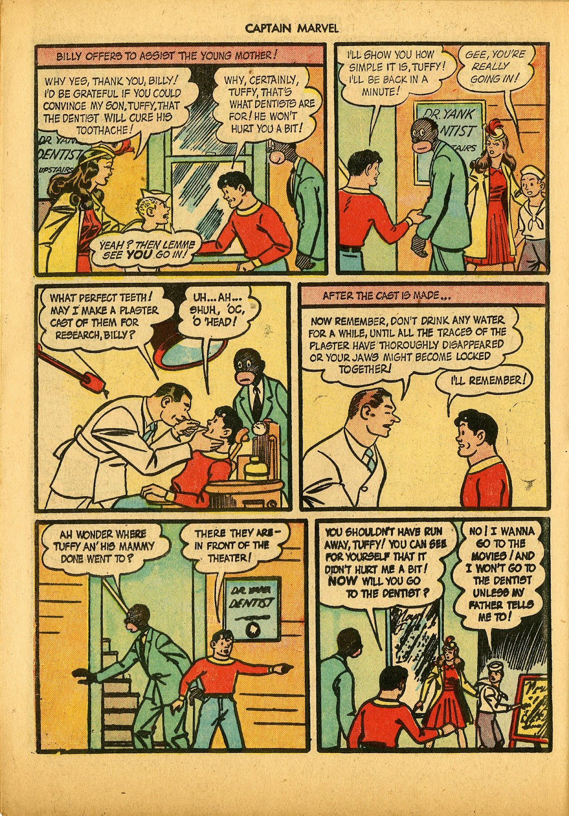 Captain Marvel Adventures issue 36 - Page 30