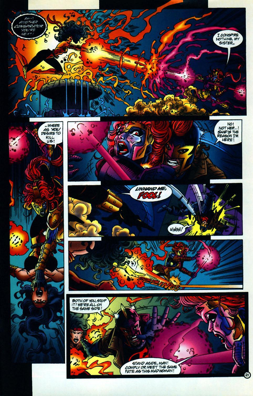 Read online UltraForce (1994) comic -  Issue #10 - 22