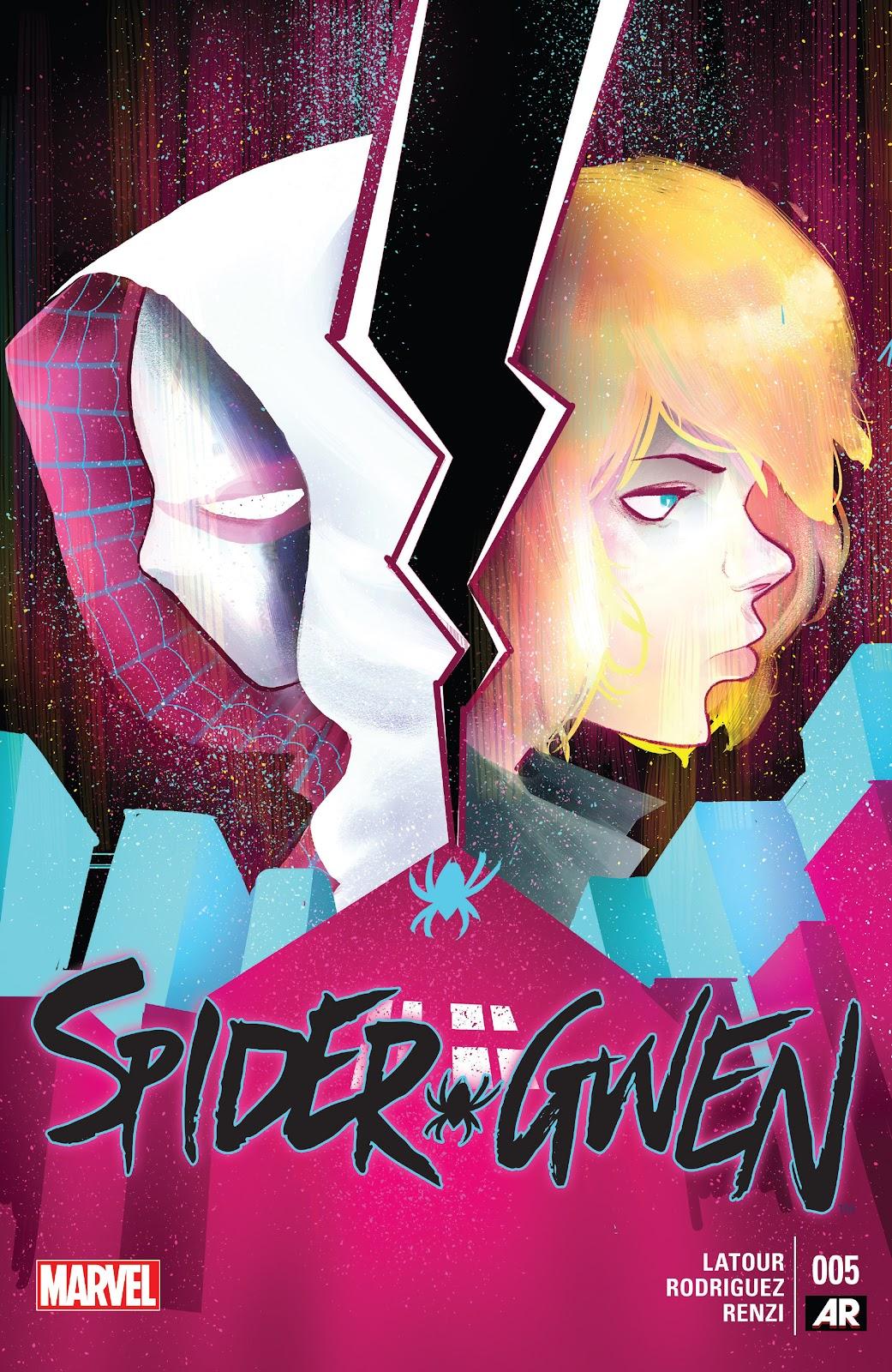 Spider-Gwen [I] 5 Page 1