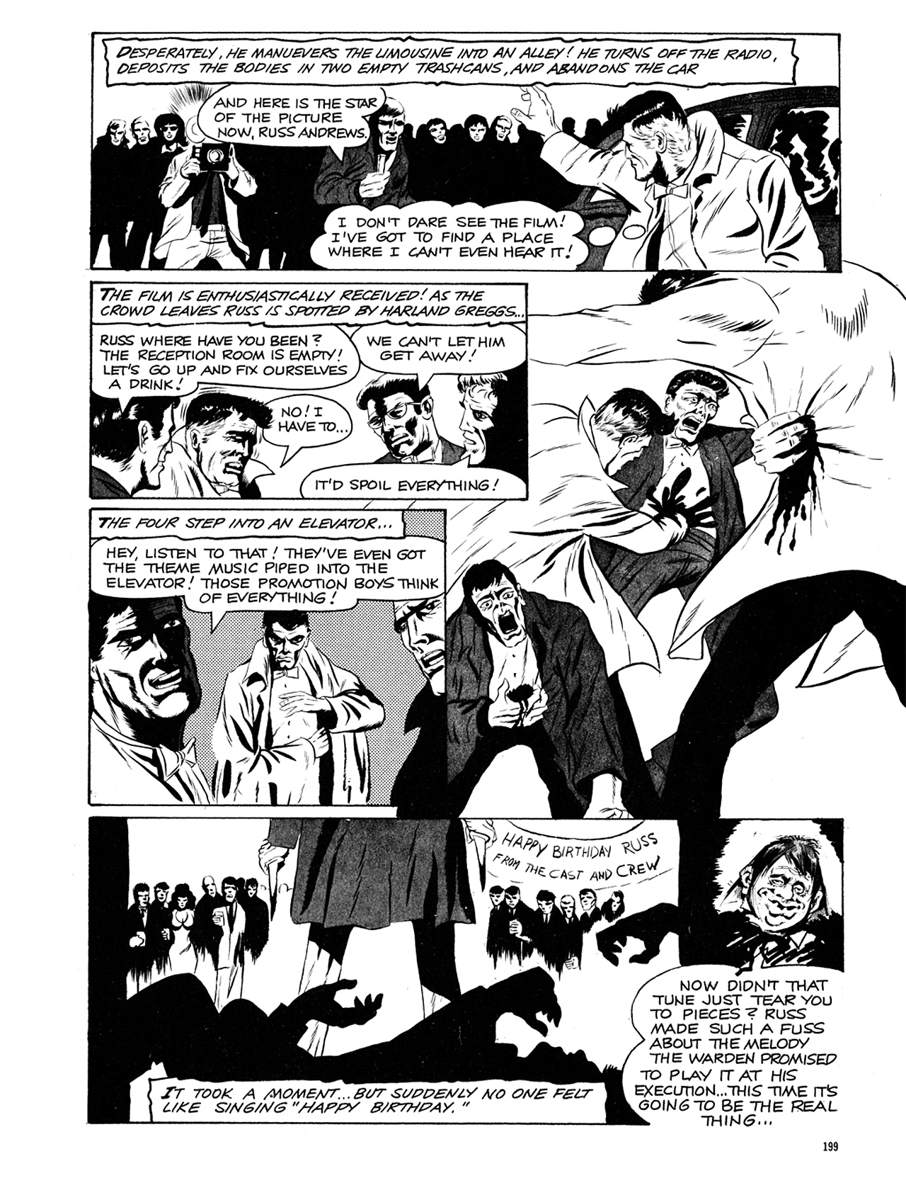 Read online Eerie Archives comic -  Issue # TPB 5 - 200