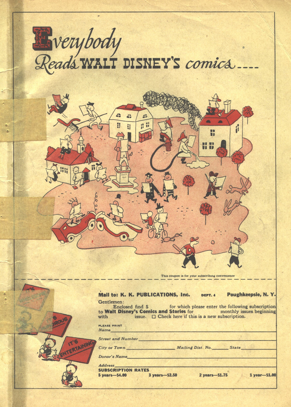 Walt Disney's Comics and Stories issue 103 - Page 51