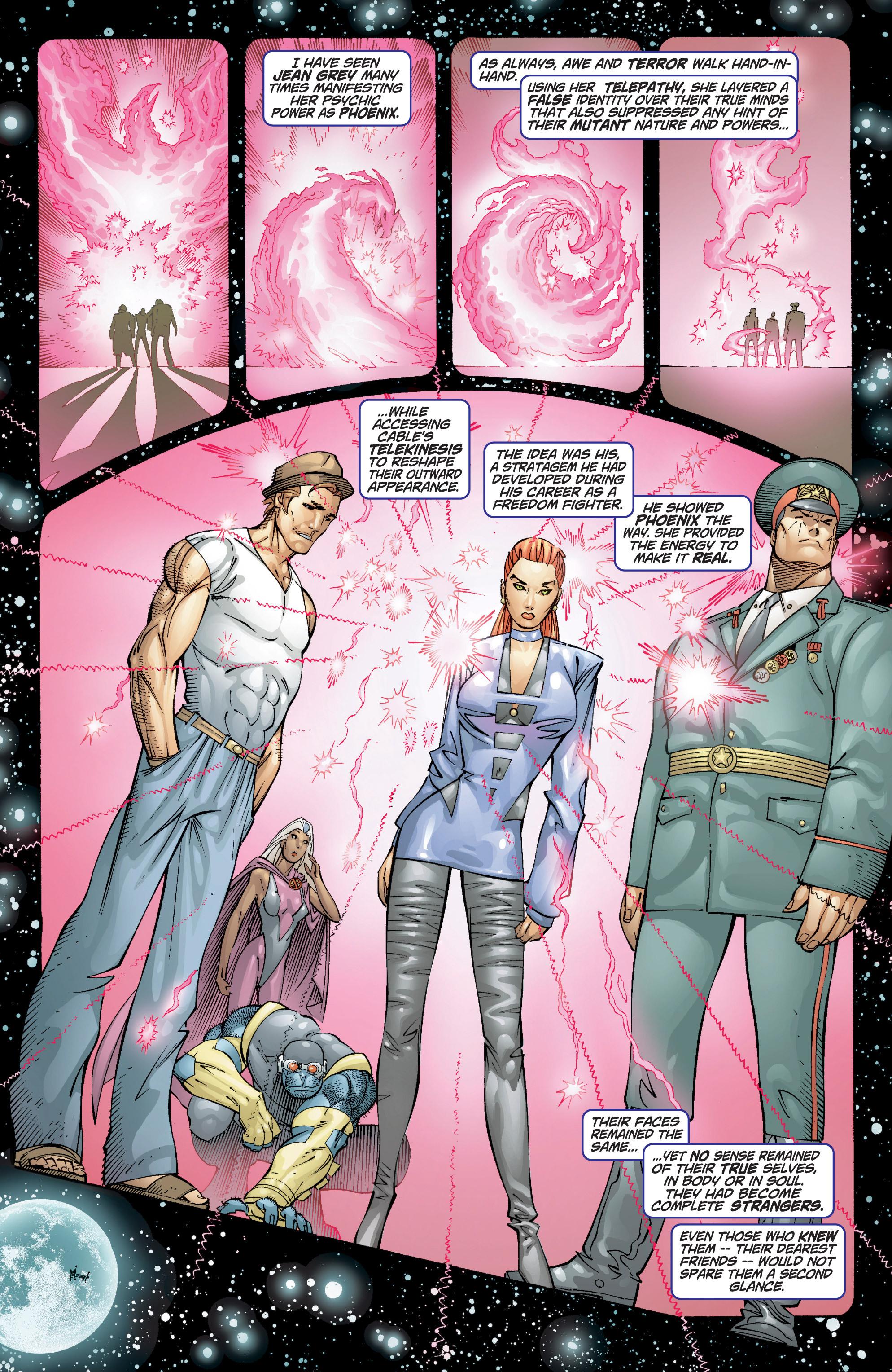 Read online Uncanny X-Men (1963) comic -  Issue #383 - 9